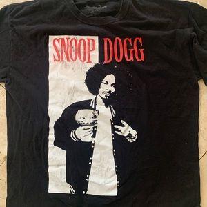 Snoop Dogg Scarface Rap Tee